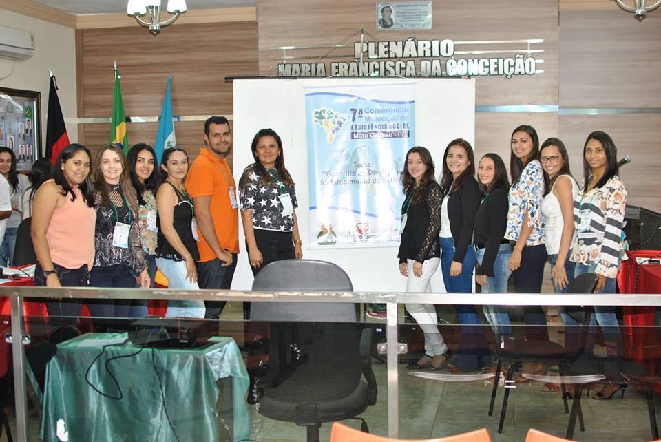 VII Conferência de Assistência Social em Mato Grosso