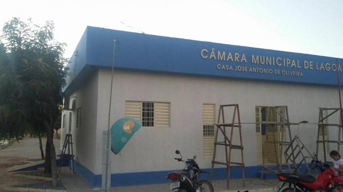 Câmara Municipal de Lagoa passou por reforma