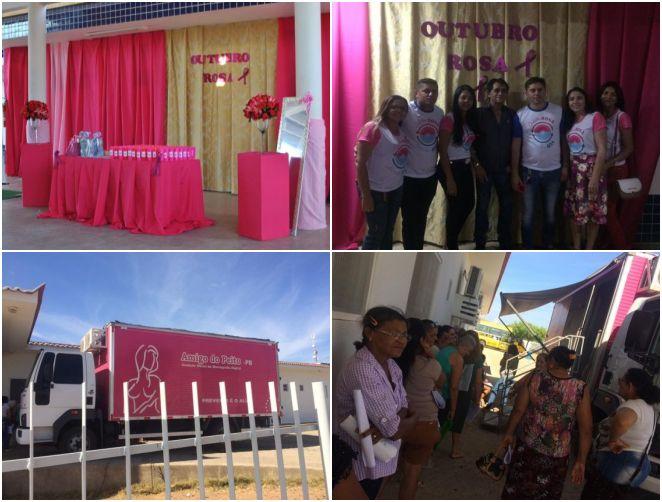 Palestra do Outubro Rosa em Mato Grosso