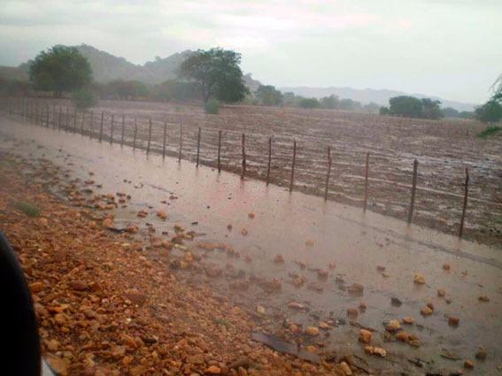 Vídeo: Bom Sucesso registra maior chuva na Paraíba; choveu 86 mm