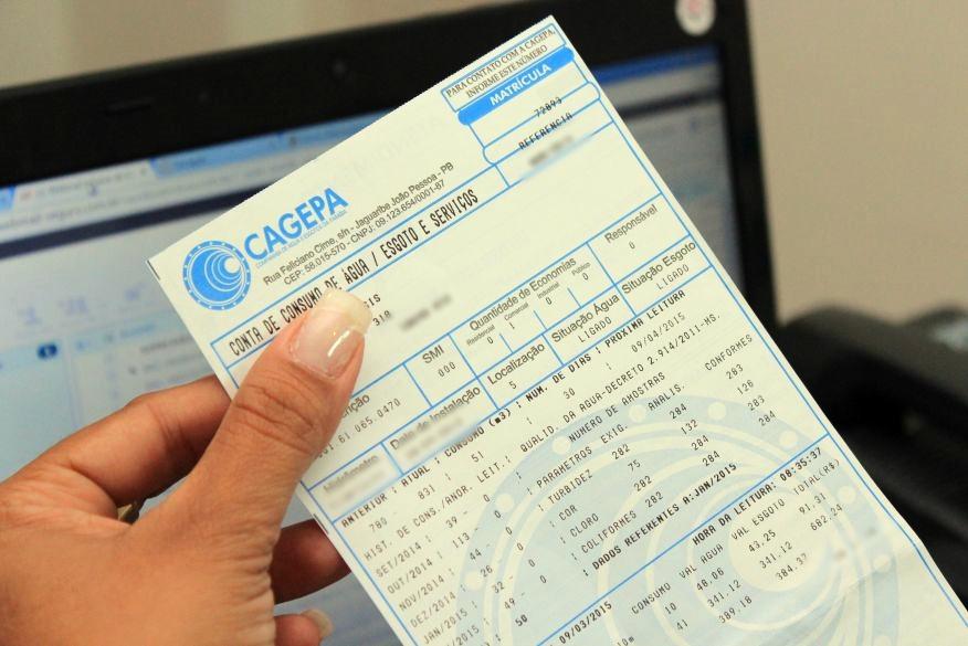 Cagepa de Jericó informa que consumidor precisa regularizar ligações de água