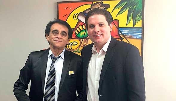 Prefeito Doca foi a Brasília em busca de melhorias para Mato Grosso