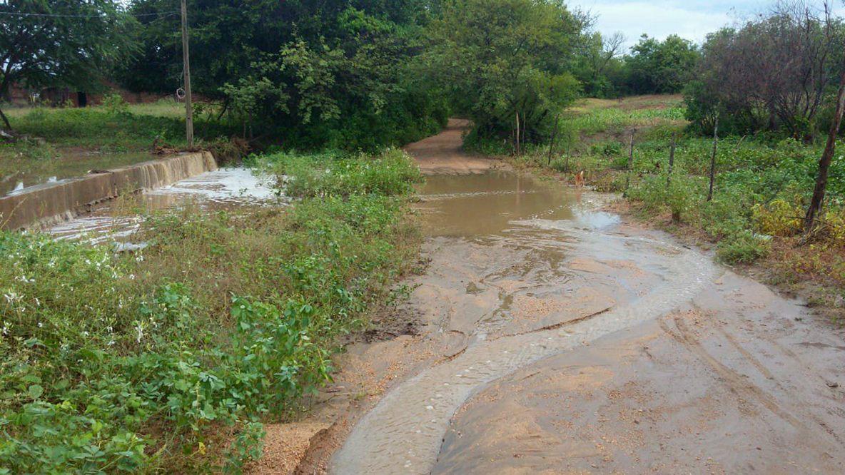 Empaer registra chuvas em cinco municípios do Médio Piranhas