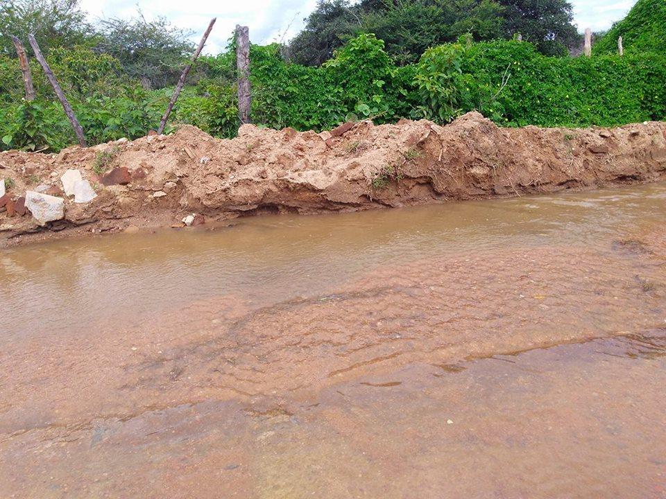 Empaer registra chuvas em dez municípios do Médio Piranhas