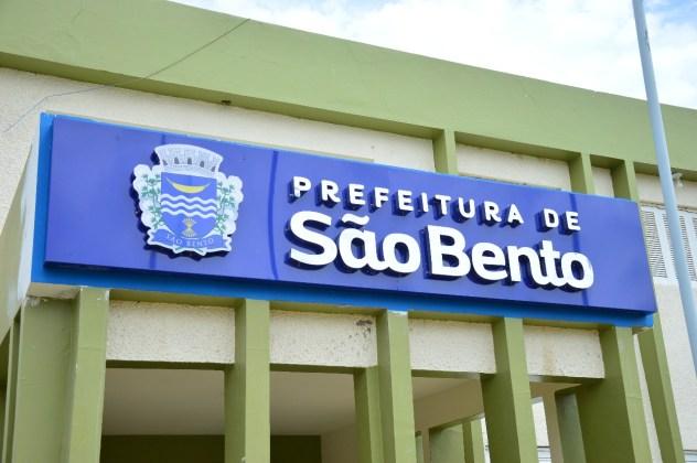 Prefeitura de São Bento abre licitação para contratação de empresa organizadora do concurso