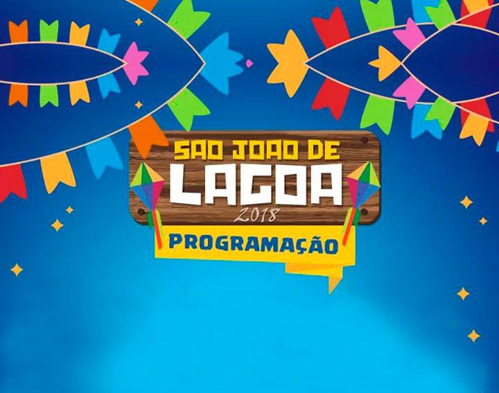 Programação do São João de Lagoa é divulgada