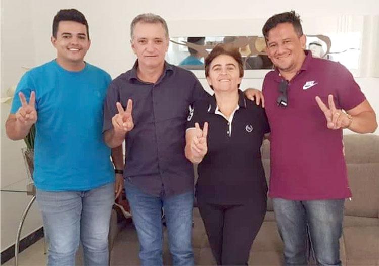 Galego Souza recebe adesões em São José do Brejo do Cruz