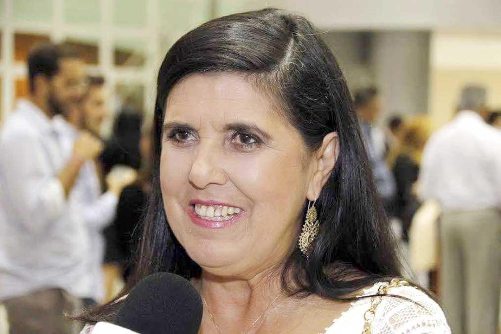 Lígia Feliciano confirma que haverá reunião com vereadores para tratar do apoio à sua pré-candidatura