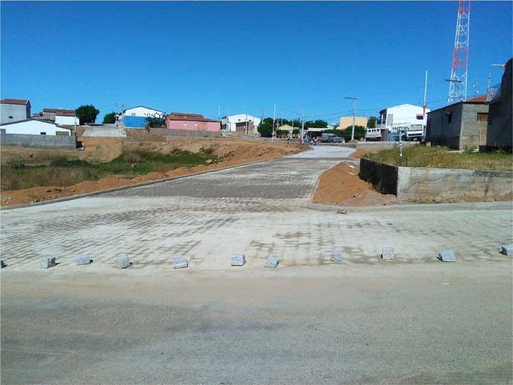 Ministério das Cidades libera recursos para urbanização das ruas de Jericó