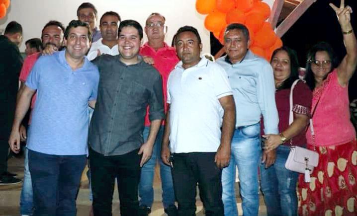 Evento reúne apoiadores de Gervásio Maia e Anderson Monteiro no Médio Piranhas