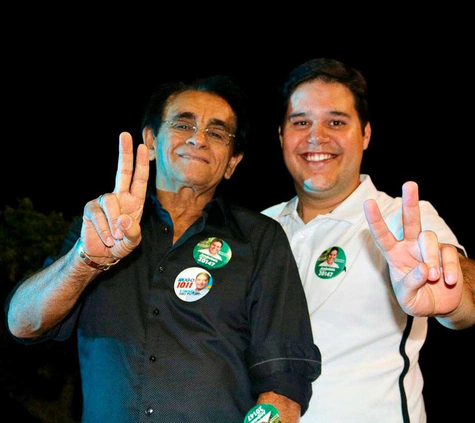 Anderson Monteiro é recebido com carreata em Brejo dos Santos, Jericó e Mato Grosso; veja fotos