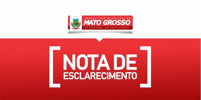 Secretaria de Saúde de Mato Grosso orienta população sobre prevenção ao Novo Coronavírus
