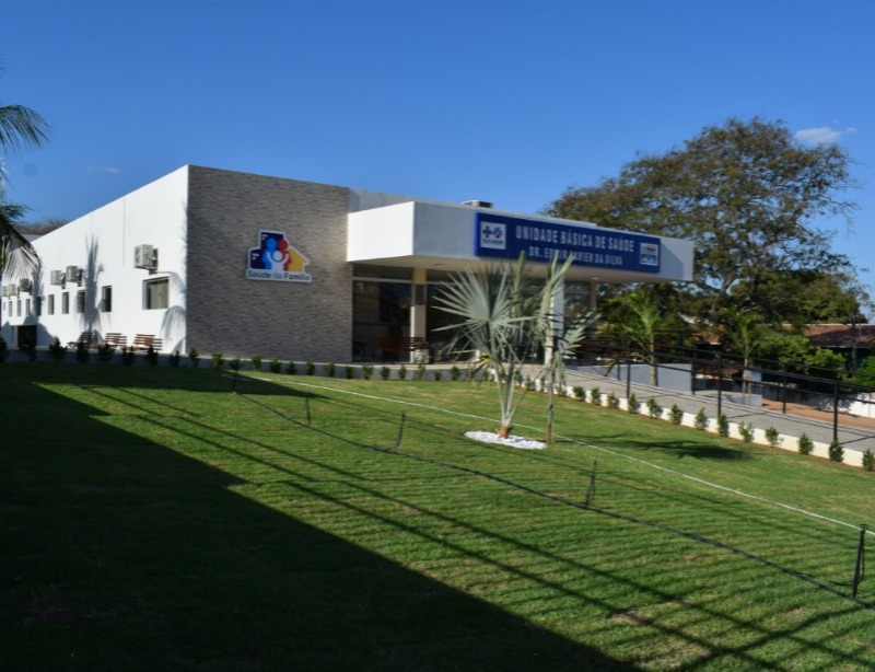Prefeito de Catolé do Rocha entrega mais uma UBS