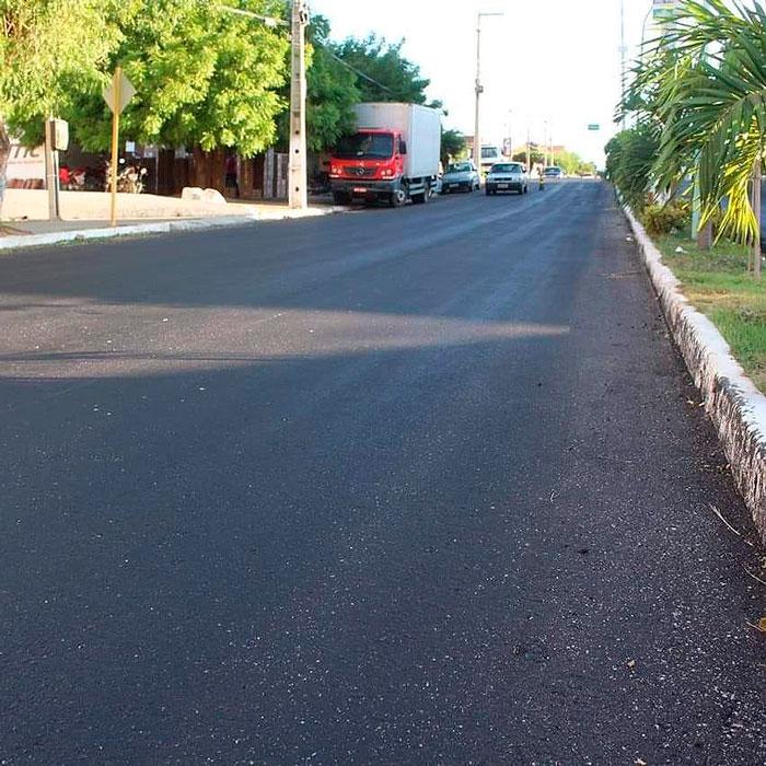 Ricardo entrega nesta sexta reconstrução da avenida principal de Catolé do Rocha