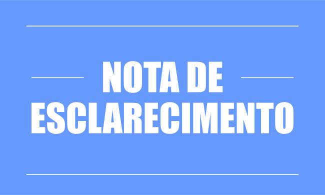 Nota da empresa Engaste sobre obra em praça de Catolé do Rocha