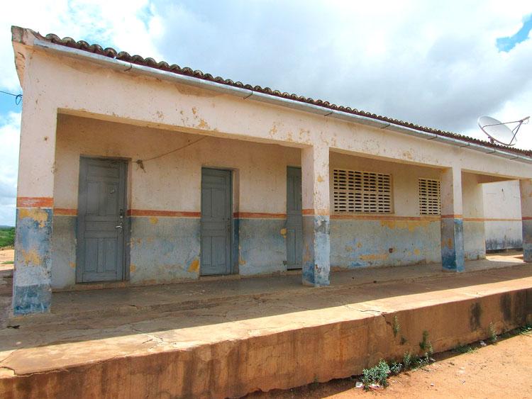 Escolas localizadas na zona rural pertencente à Jericó iniciam o ano em situação precária