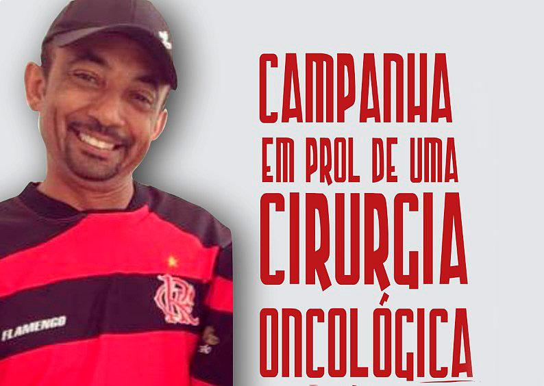 População faz campanha por R$ 18 mil para cirurgia de pedreiro da cidade de Jericó