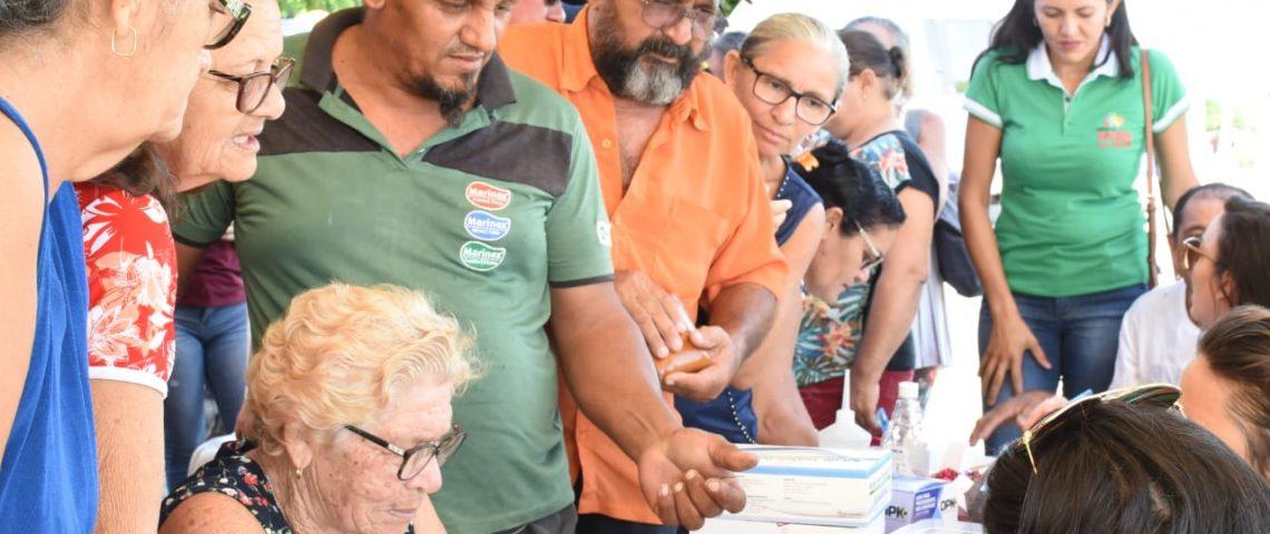 Feira de Saúde e Cidadania leva serviços essenciais gratuitos à população de Mato Grosso