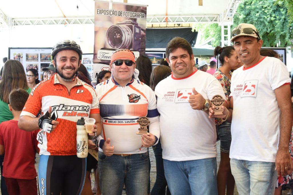 1º Eco Pedal Mato Grosso reúne cerca de 80 ciclistas de várias localidades