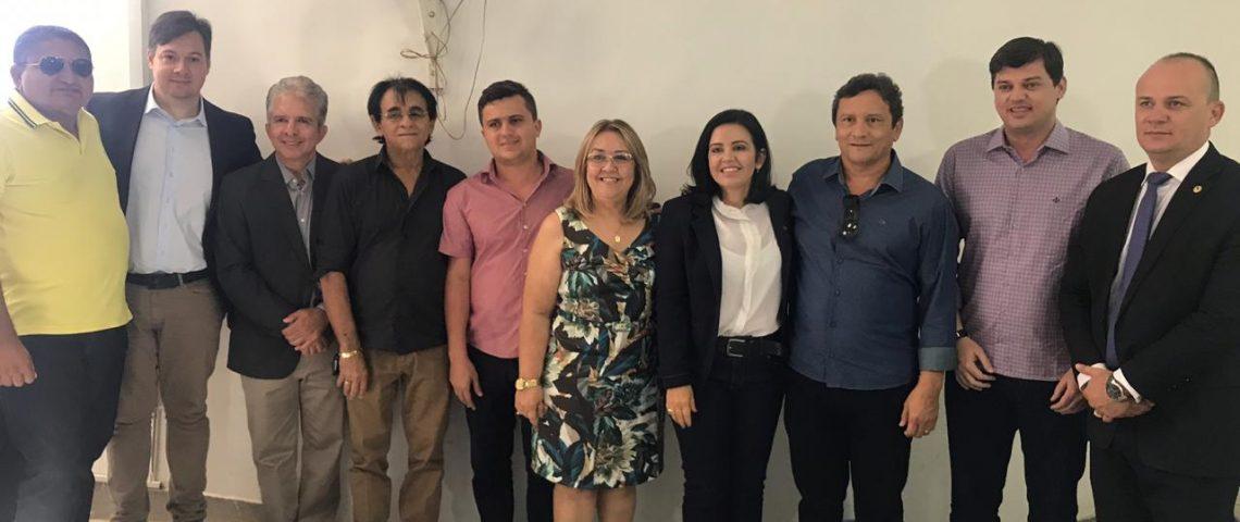 Prefeito de Mato Grosso participa de evento sobre políticas públicas para o semiárido