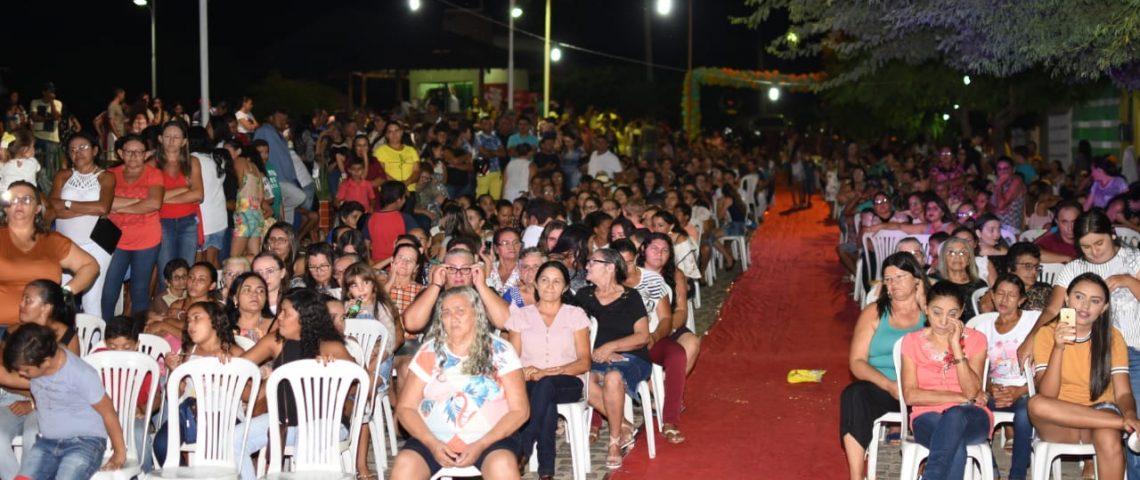 Prefeitura de Mato Grosso realiza grande evento em homenagem às mães do município