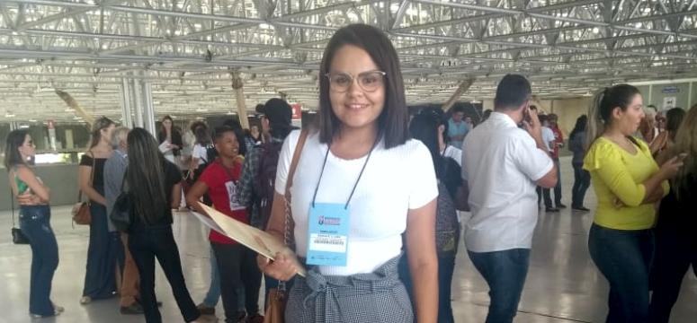 Presidente do Conselho Municipal de Saúde de Mato Grosso participa de 9º Conferência da Saúde em João Pessoa
