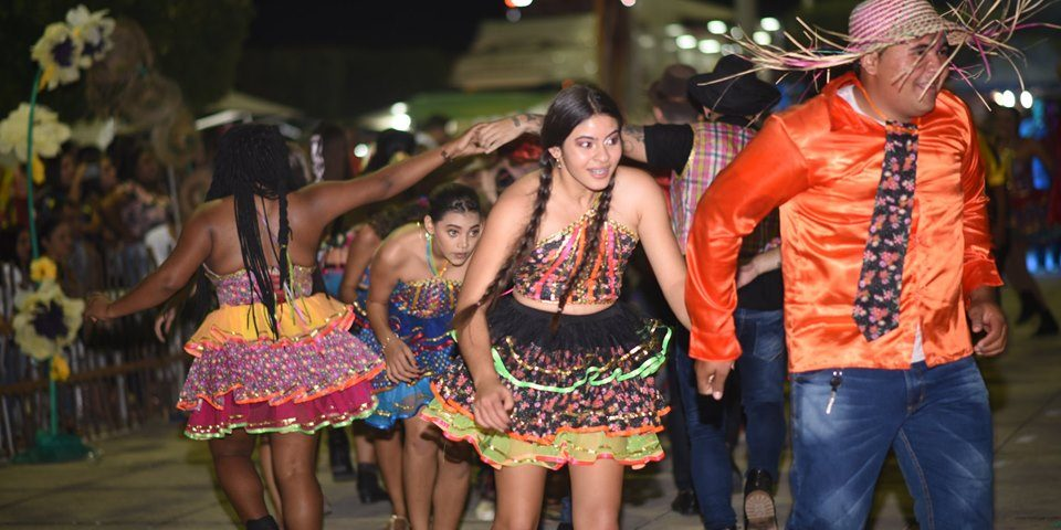 Tradicional Arraiá do Zé agita a segunda noite do 3° João Pedro em Mato Grosso