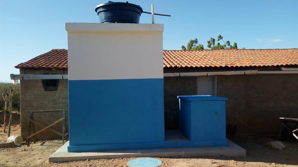 Prefeitura de Mato Grosso inicia obras em prol de melhorias sanitárias domiciliares em comunidades rurais