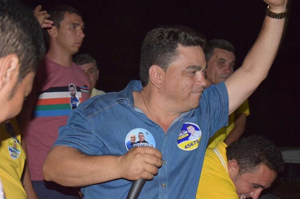 """""""Temos tempo"""", diz vice-prefeito de Brejo dos Santos sobre disputar prefeitura em 2020"""
