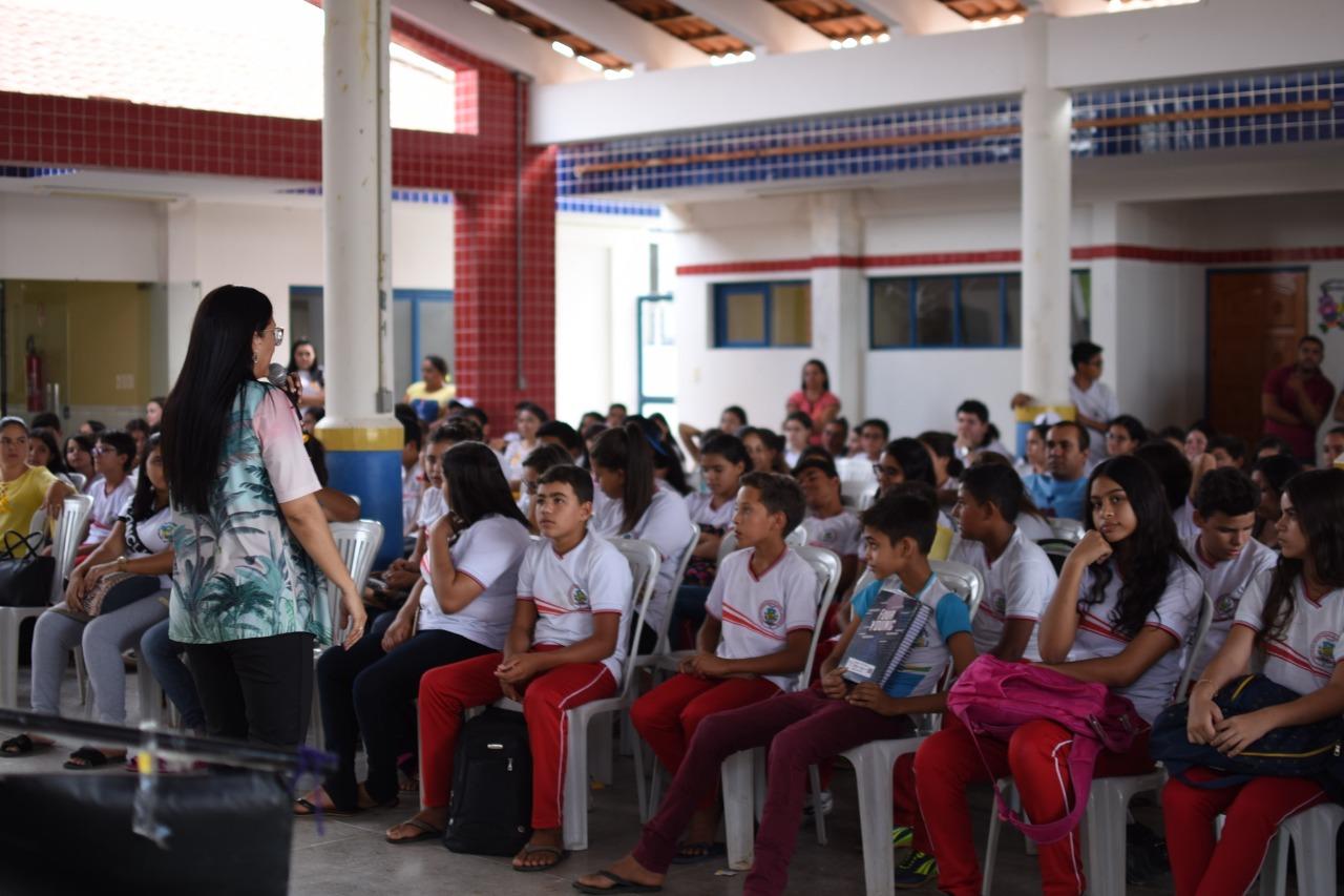 Secretarias Municipais de Mato Grosso promovem palestra sobre a campanha Setembro Amarelo