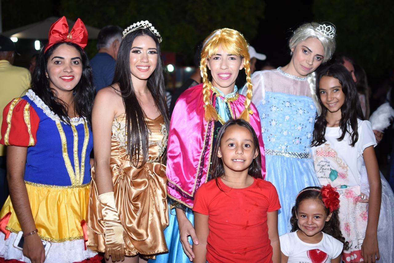 Projeto Criança Feliz estampa sorrisos durante evento em Mato Grosso