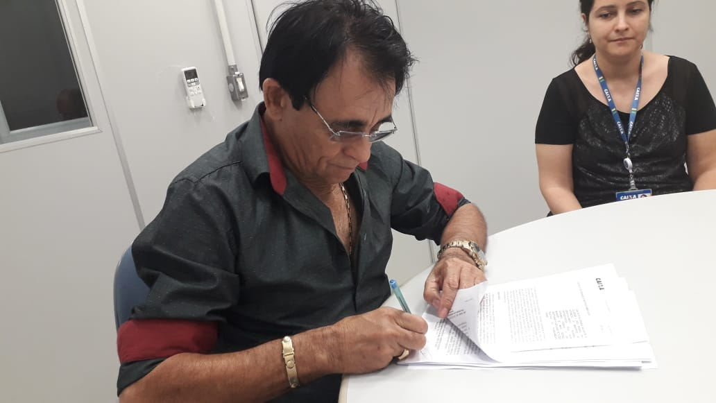 Prefeitura de Mato Grosso assina Ordem de Serviço para construção de Sistema de Tratamento de Resíduos