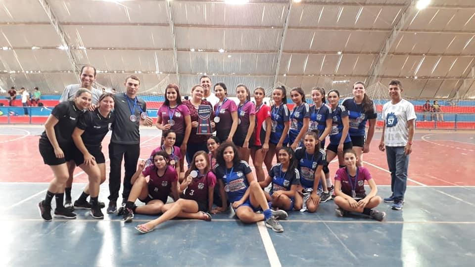 Equipes de Handebol Feminino de Mato Grosso se destacam em torneio no Rio Grande do Norte