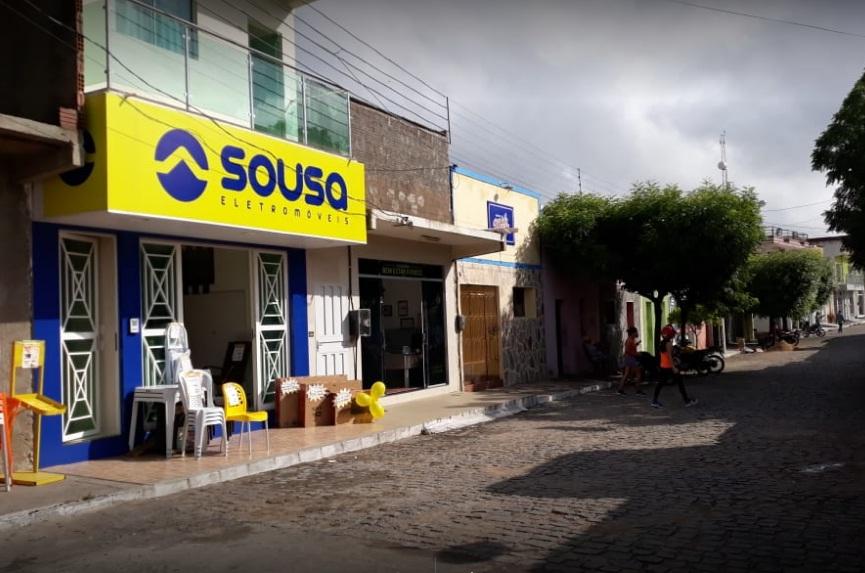 Loja oferece vaga de trabalho em Jericó