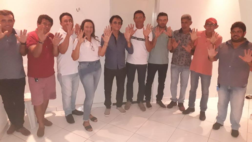 Doca Lima deixa MDB e se filia ao Republicanos com vereadores da base