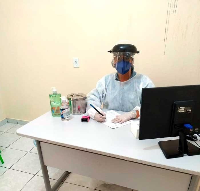 Secretaria de Saúde de Mato Grosso recebe kits de testes rápidos para Covid-19