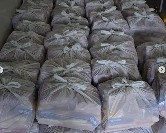 Prefeituras de Catolé do Rocha e Paulista doaram alimentos para famílias carentes