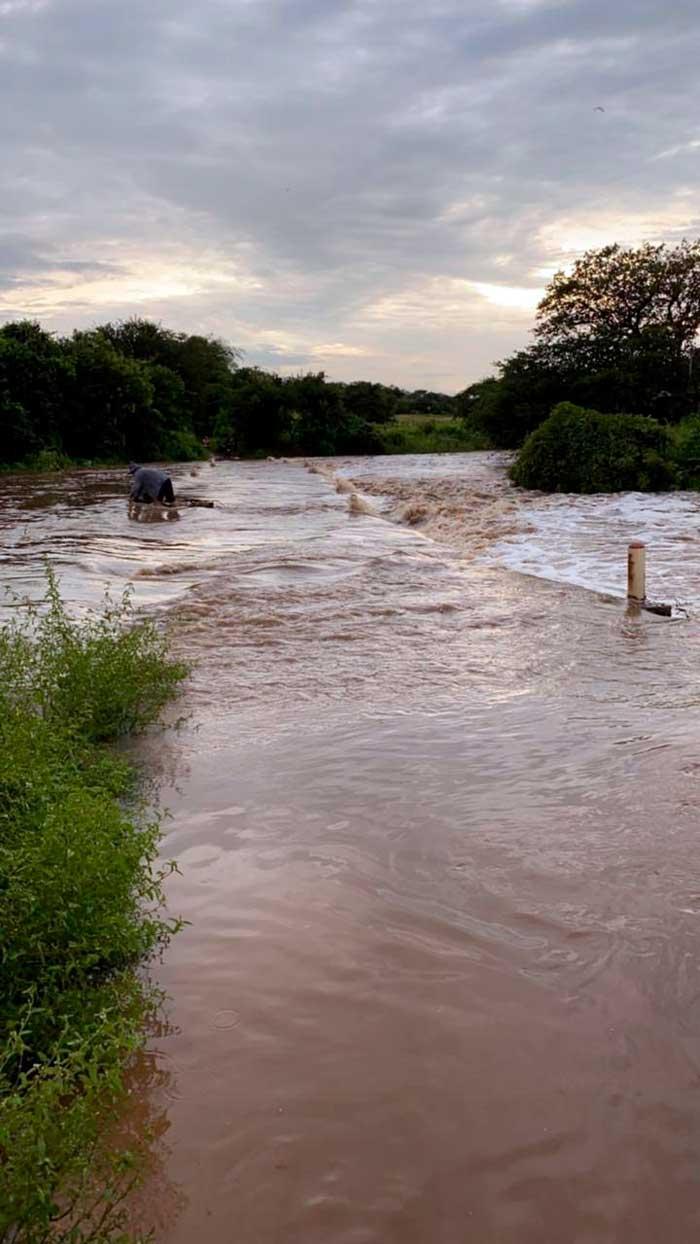 Fortes chuvas no Médio Piranhas; Mato Grosso registra 91 milímetros