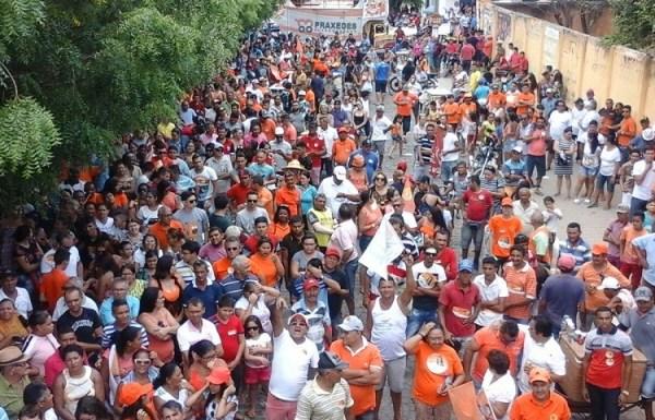 Proibidas carreatas, comícios e passeatas em Catolé, Brejo dos Santos, Jericó, Mato Grosso e Bom Sucesso