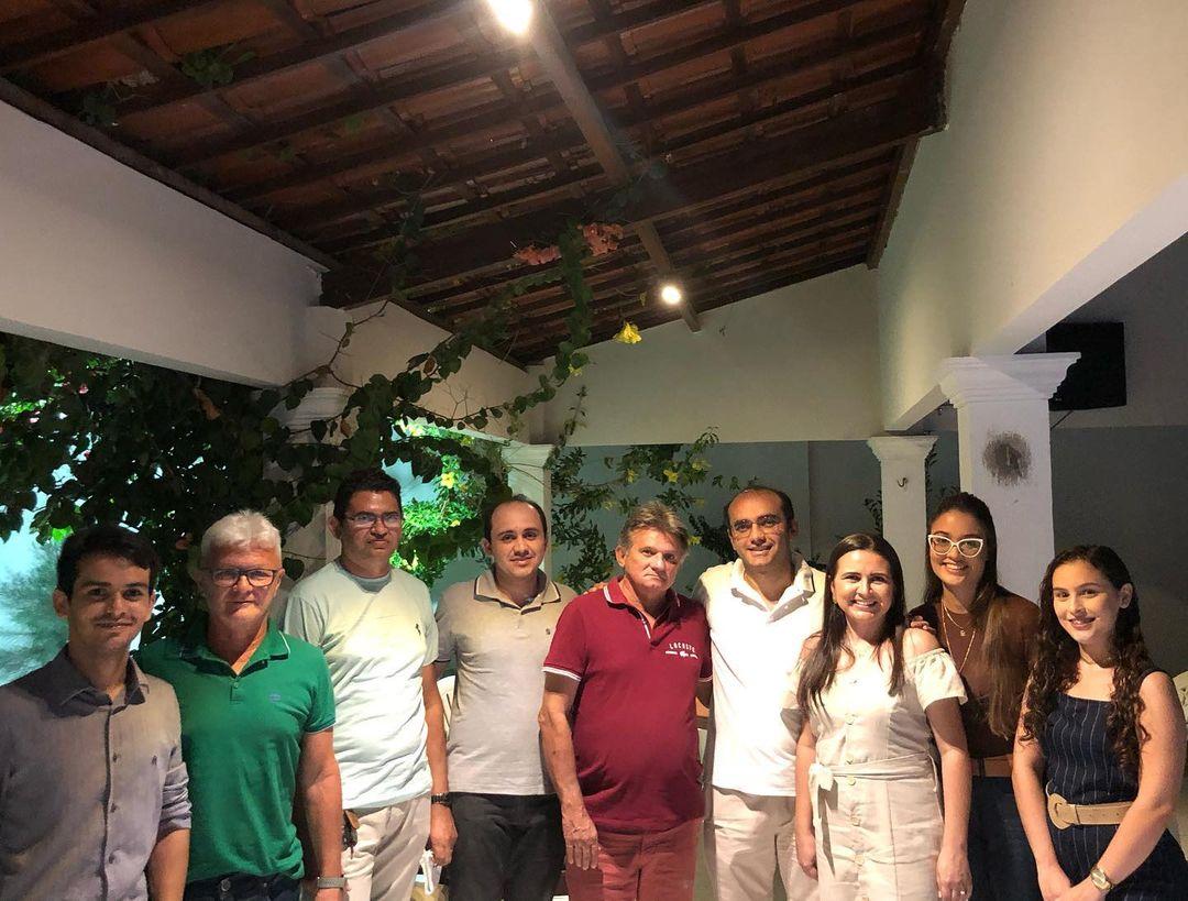 Prefeito eleito de Brejo do Cruz define secretários para gestão