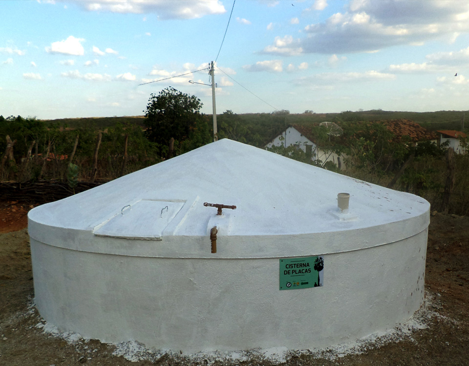 Cooperar abre licitação para construção de 157 cisternas em quatro cidades do Médio Piranhas