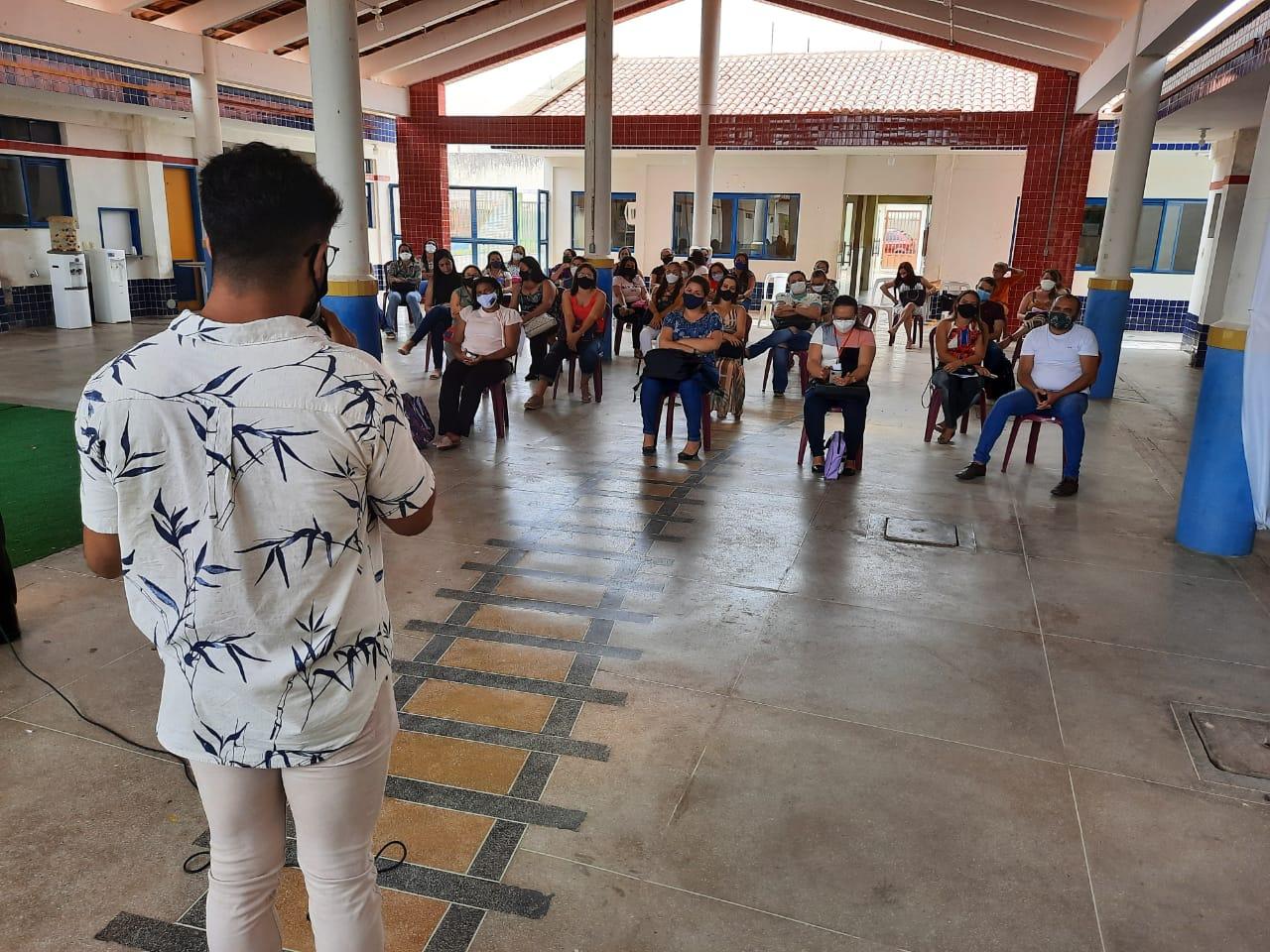 Jornada Pedagógica marca início do ano letivo na rede municipal de ensino em Mato Grosso