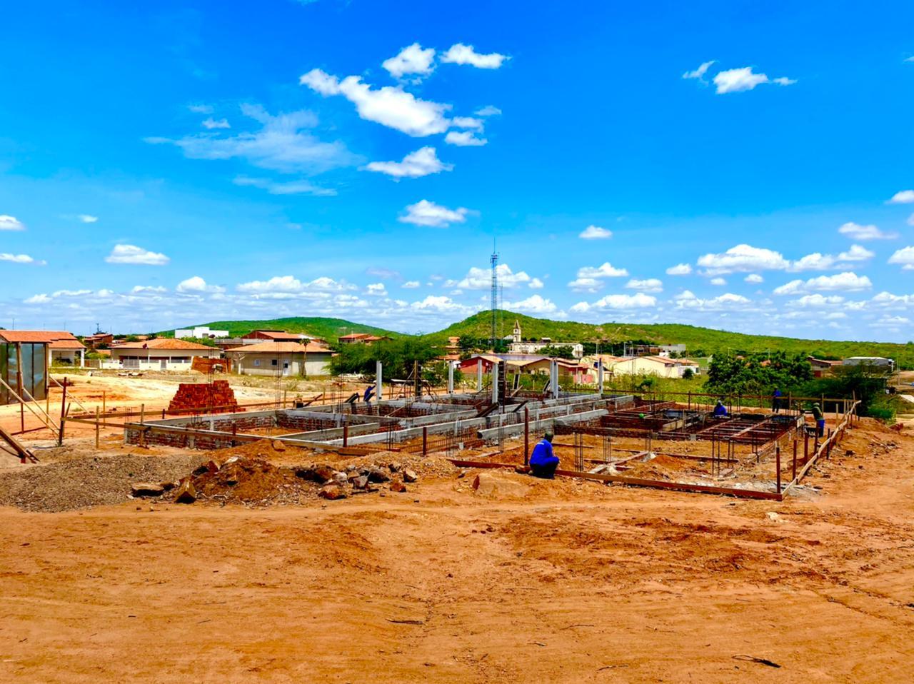 Convênio: Governo do Estado e Prefeitura de Mato Grosso executam obras de escola municipal