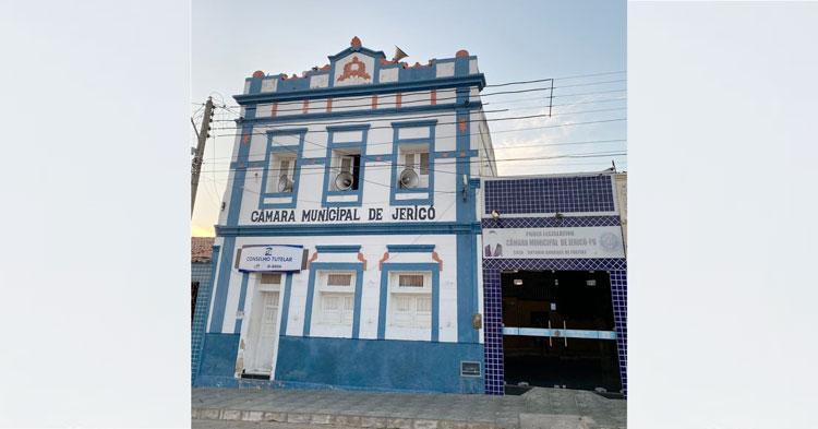 Câmara de Jericó retoma sessões nessa sexta-feira (23) sem presença do público