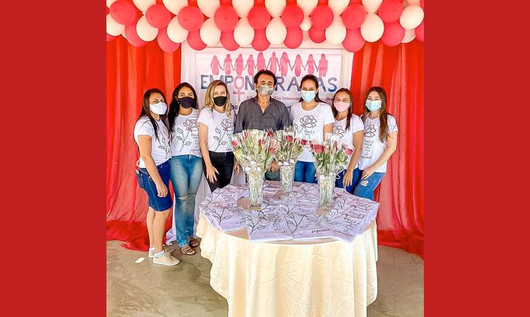 Assistência Social de Mato Grosso realiza encontro em alusão ao Dia da Mulher