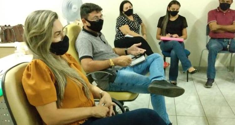 Kadson Monteiro faz avaliação dos 100 primeiros dias de gestão em Jericó