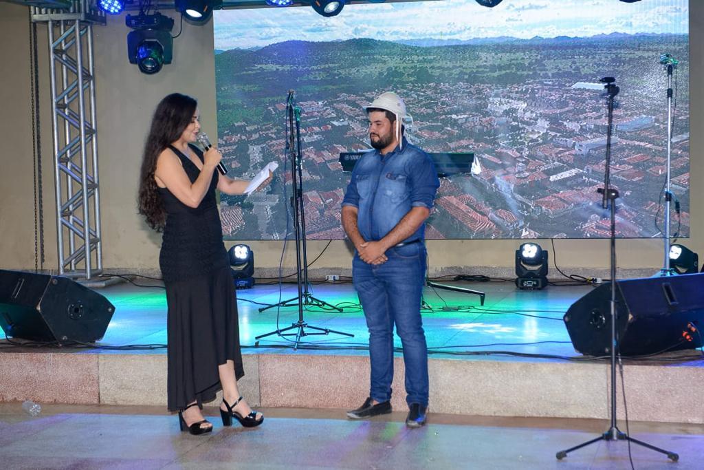 Em Live, alunos e artistas retomam memórias de Jericó, em homenagem aos 62 anos do município