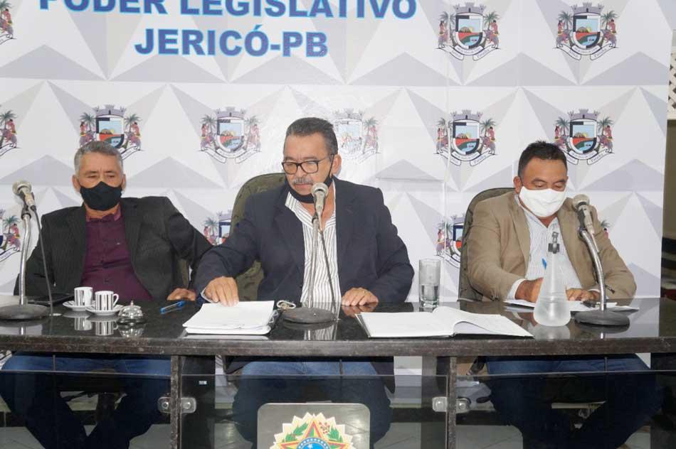 Vereadores de Jericó retomam atividades legislativas após recesso