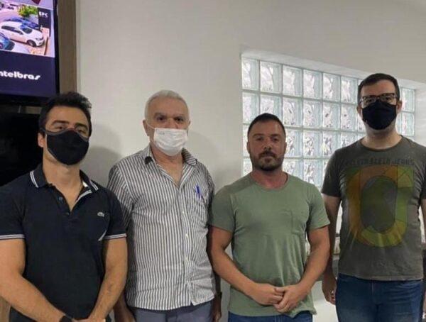Prefeita de Brejo dos Santos deve apoiar Caio Roberto para deputado estadual