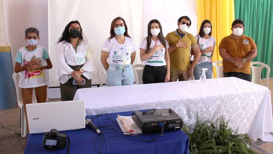 Conferência Municipal de Assistência Social debate propostas e melhorias para Mato Grosso